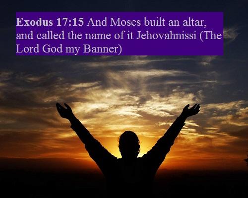 Exodus 17 15