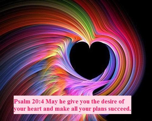 Psalms 20 4