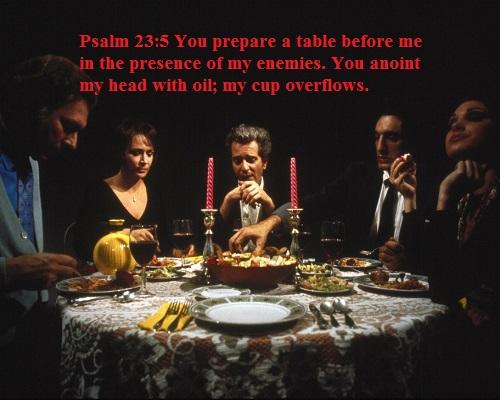 Psalms 23 5