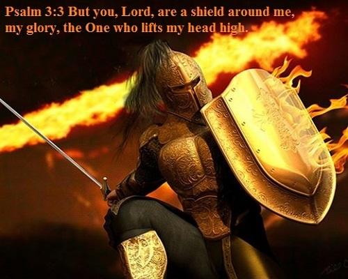 Psalms 3 3