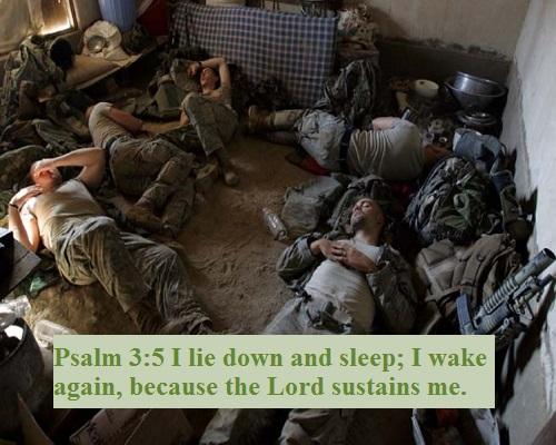 Psalms 3 5