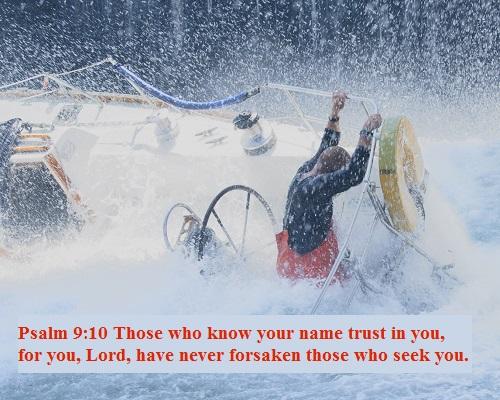 Psalms 9 10