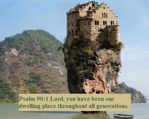 Psalms 90 1