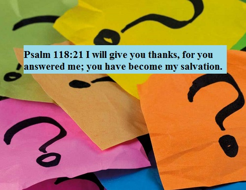 Psalms 118 21