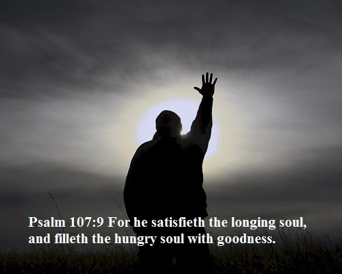 Psalms 107 9