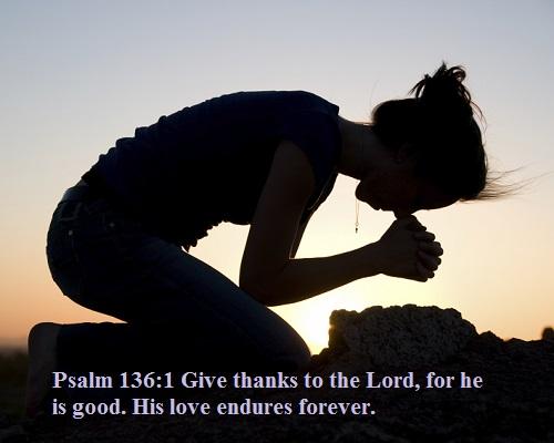 Psalms 136 1