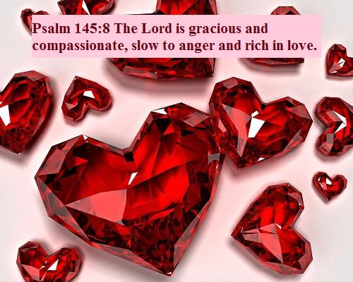 Psalms 145 8