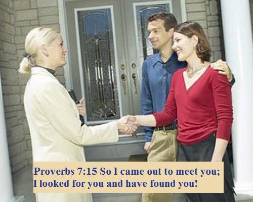 Proverbs 7 15