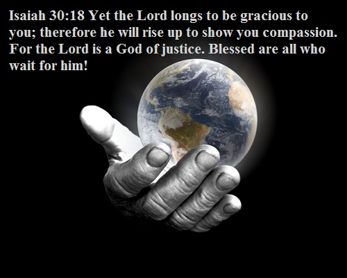 Isaiah 30 18