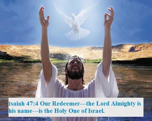 Isaiah 47 4