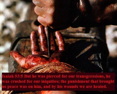 Isaiah 53 5