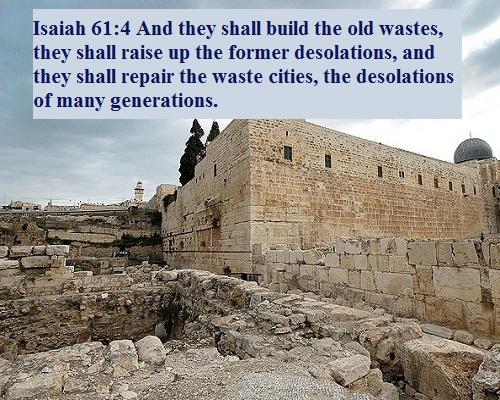 Isaiah 61 4