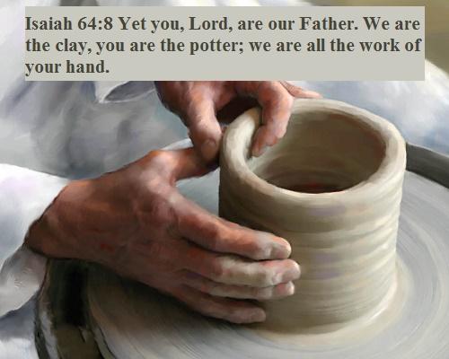 Isaiah 64 8