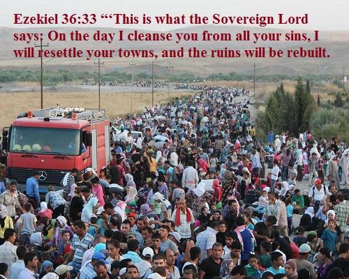 Ezekiel 36 33