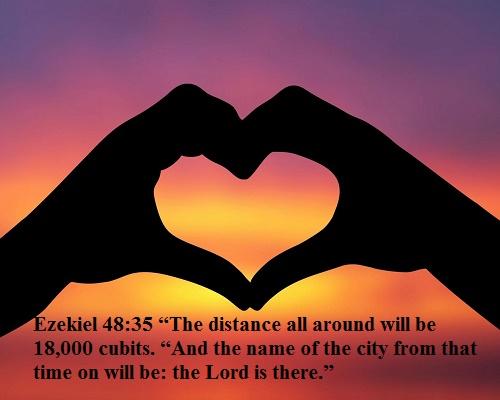 Ezekiel 48 35