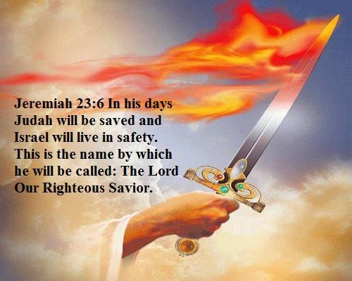 Jeremiah 23 6