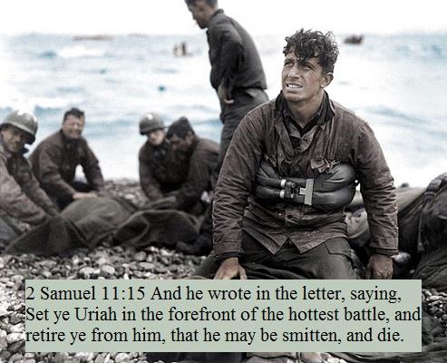 2 Samuel 11 15