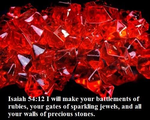 Isaiah 54 12