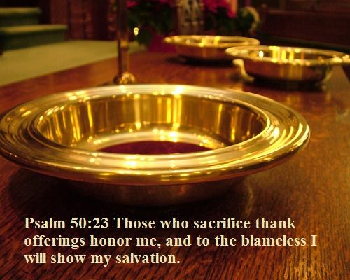 Psalms 50 23