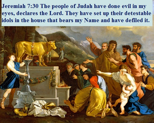"""life of the prophet jeremiah When called by god to prophesy, jeremiah shrank away begging, """"please, no   perhaps one of the most painful shocks of the prophet's life was the discovery."""