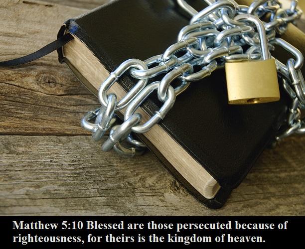 Matthew 5 10