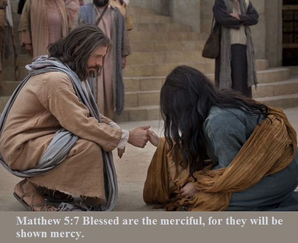 Matthew 5 7