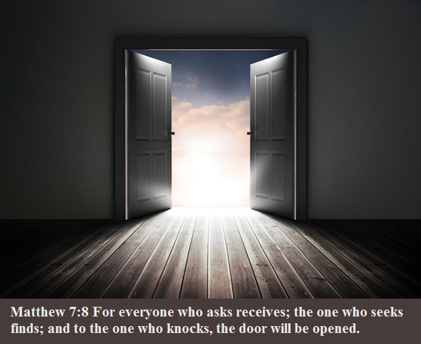 Matthew 7 8