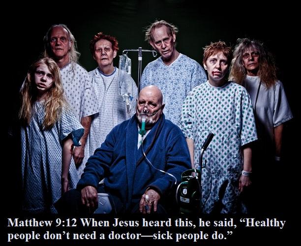 Matthew 9 12