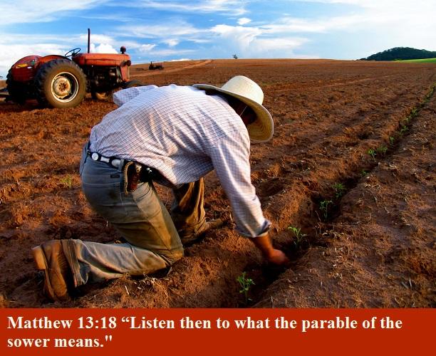 Matthew 13 18