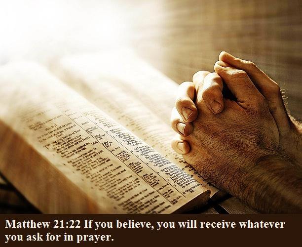 Matthew 21 22