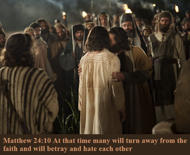 Matthew 24 10