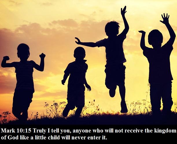 Mark 10 15